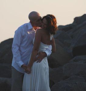 Wedding Day - October 4, 2008 - Kure Beach, NC